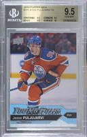 Young Guns - Jesse Puljujarvi [BGS 9.5 GEM MINT]
