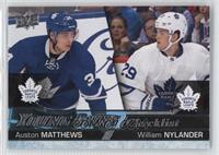 Young Guns - Auston Matthews, William Nylander