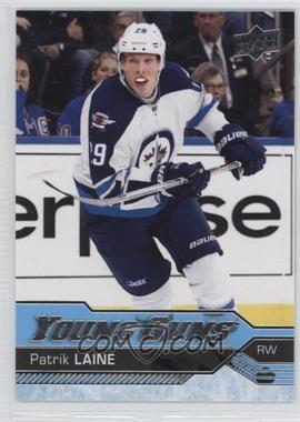 2016-17 Upper Deck - [Base] #451 - Young Guns - Patrik Laine