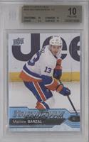 Young Guns - Mathew Barzal [BGS 10]