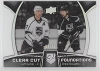 Jeff Carter, Drew Doughty #/25
