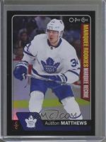 Marquee Rookies - Auston Matthews /100