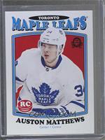 Marquee Rookies - Auston Matthews