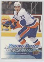 Young Guns - Mathew Barzal