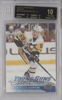 Young Guns - Jake Guentzel [BGS 10 BLACK]