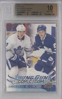 Young Guns - Auston Matthews, William Nylander [BGS 10 PRISTINE]