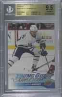 Young Guns - Mitch Marner [BGS 9.5 GEM MINT]