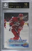 Young Guns - Sebastian Aho [BGS 10 BLACK]