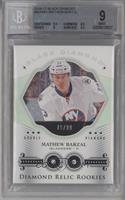 Double Diamond - Mathew Barzal /99 [BGS 9]