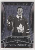 Auston Matthews [EX to NM] #/25