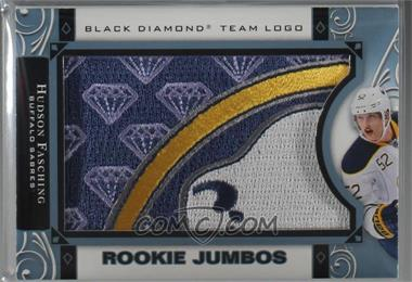 2016 17 Upper Deck Black Diamond Rookie Team Logo Jumbo