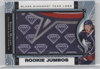 2016-17 Upper Deck Black Diamond - Rookie Team Logo Jumbo Manufactured Patches #RTL-SM - Sonny Milano
