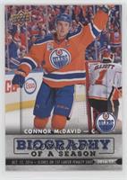 Biography of a Season - Connor McDavid