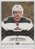 Hot Prospects - Zack Mitchell #/399