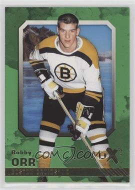 2016-17 Upper Deck Fleer Showcase - EX-2017 #4 - Bobby Orr