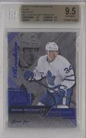 Row 0 Rookies - Auston Matthews [BGS 9.5 GEM MINT] #/199