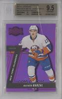 Mathew Barzal /5 [BGS 9.5 GEM MINT]