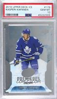 Premieres Level 3 - Kasperi Kapanen [PSA 10 GEM MT] #/499