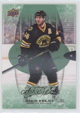 2016-17 Upper Deck MVP - [Base] - Green #59 - David Krejci