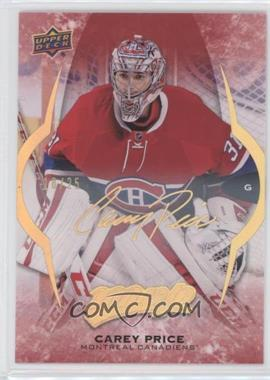 2016-17 Upper Deck MVP - [Base] - Super Script #204 - Carey Price /25