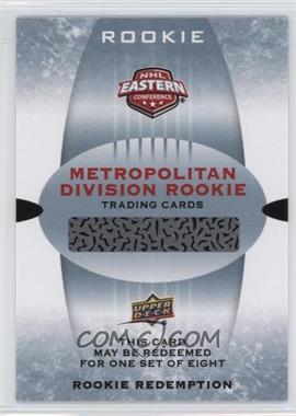 2016-17 Upper Deck MVP - Rookie Redemption #RR3 - Metropolitan Division