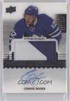 Rookie Auto Patch - Connor Brown #/299