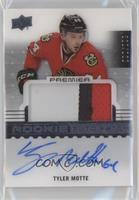 Rookie Auto Patch - Tyler Motte /299