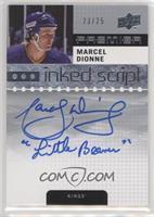 Marcel Dionne #/25