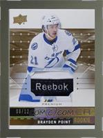 Brayden Point #/12