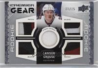 Lawson Crouse [Noted] #/15