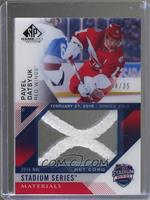 Col vs Det - Pavel Datsyuk /35