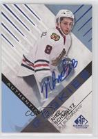 Authentic Rookies - Nick Schmaltz