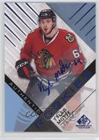 Authentic Rookies - Tyler Motte