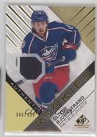Authentic Rookies - Oliver Bjorkstrand #/399