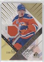 Authentic Rookies - Jesse Puljujarvi #/399