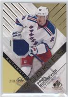 Authentic Rookies - Pavel Buchnevich #/399