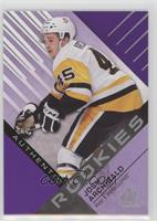 Authentic Rookies - Josh Archibald