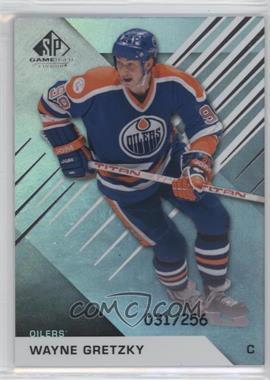 2016-17 Upper Deck SP Game Used - [Base] - Rainbow Player Age #100 - Wayne Gretzky /256