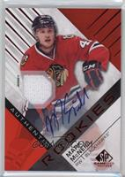 Authentic Rookies - Mark McNeill
