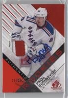 Authentic Rookies - Pavel Buchnevich #/25