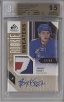 Jimmy Vesey [BGS 9.5 GEM MINT] #52/99