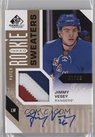 Jimmy Vesey #/99