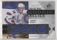 Jimmy Vesey #/199