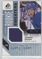 Connor Brown #/499