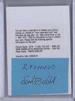 Rookie Patch Autograph - Travis Konecny /249 [BeingRedeemed]