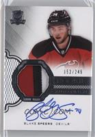 Rookie Patch Autograph - Blake Speers /249