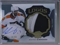 Wayne Simmonds #/50