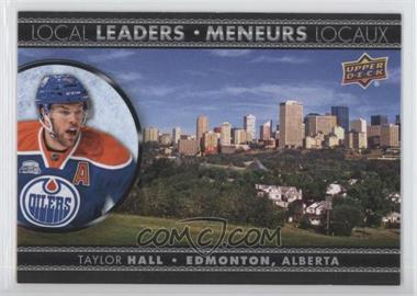 2016-17 Upper Deck Tim Hortons Collector's Series - Local Leaders #LL-2 - Taylor Hall