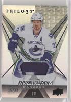 Season Stat Prime Relic - Daniel Sedin #/33