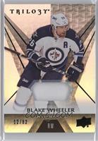 Season Stat Prime Relic - Blake Wheeler #/82